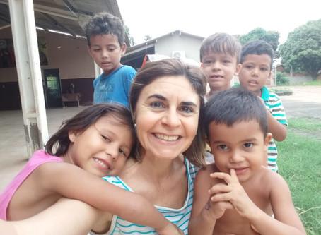 Le opere di Alberti per la missione in Brasile
