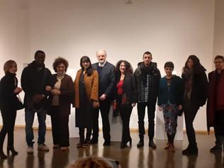 """Victor Fotso Nyie ha vinto la III° edizione della Biennale """"don Franco Patruno"""""""