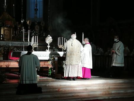 Corpus Domini, un nuovo cammino nella città e nella Chiesa: omelia di mons. Perego