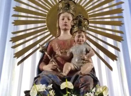 Madonna della Corba, ritorno al Santuario