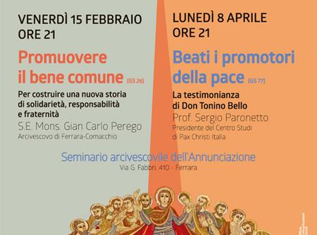 8 aprile a Ferrara: don Tonino Bello e la pace