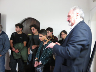 Casa Cini di nuovo luogo d'arte: la III Biennale dedicata a don Patruno