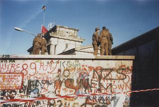 Il muro di ieri e i muri di oggi