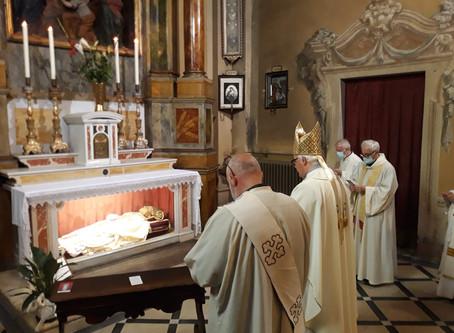 Il Beato Giovanni Tavelli, Vescovo riformatore: omelia di mons. Perego