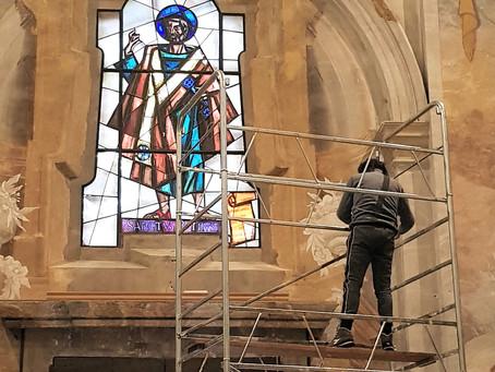 """Ecco """"la Voce"""" del 7 febbraio: cos'è la memoria (e la paura?), cattolici-atei, riapre una chiesa..."""
