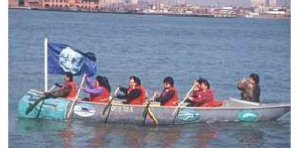 Celebrating the 30th Anniversary of the Cree and Inuit Voyage to Save Our Rivers