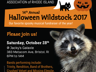 Save the Date: Wildstock October 28