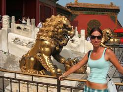 v Číně 2009