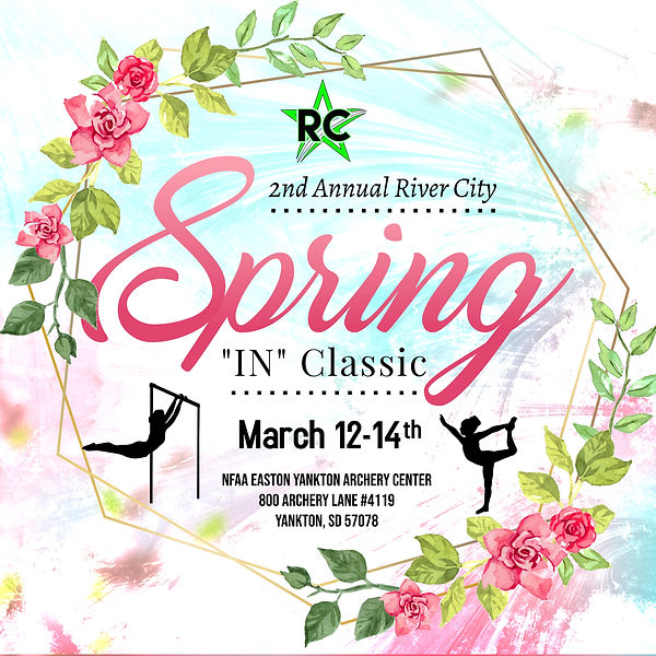 Copy of Spring College Party Invitation