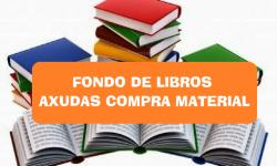 Fondo solidario de libros de texto e axudas para a adquisición de libros e material escolar 21/22