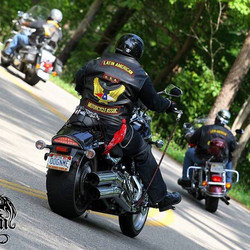 We love to ride!