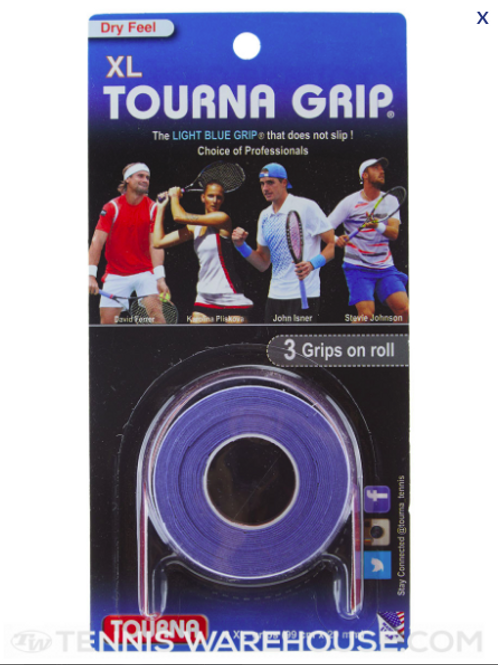 TOURNA GRIP XL X 3