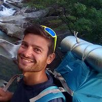 Jean-Christophe HAPPILLON, moniteur de sport nature