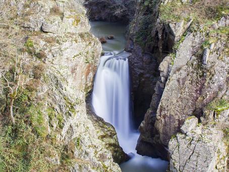 Cascades à voir dans le Tarn