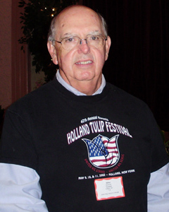 Mike Sheehan, Board Member