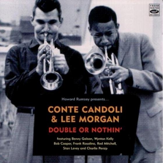 Conte Candoli & Lee Morgan