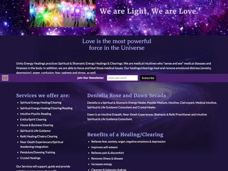 Unity Energy Healings
