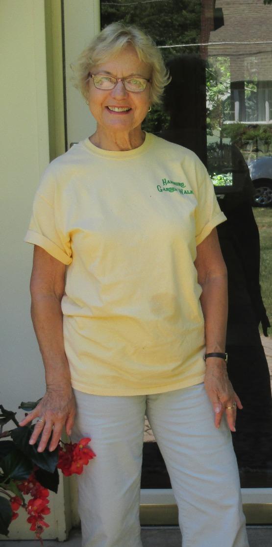 Judy Johnson, Board Member