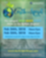 Earth-Spirit Holistic Health Expo Event Poster