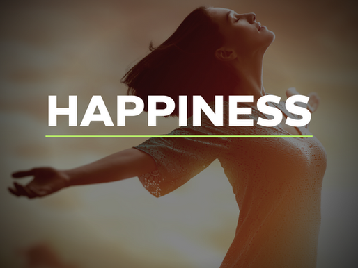 Find your happiness.