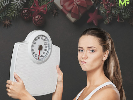 5 Simple ways of preventing the 'Festive Weight Gain'
