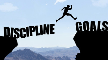 Developing a disciplined mind.