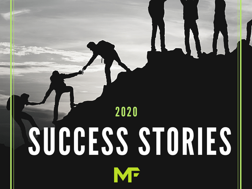 Sharing some of 2020's success stories amid the challenges it brought with it.