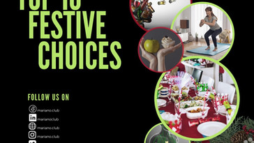 Top 10 Festive Choices
