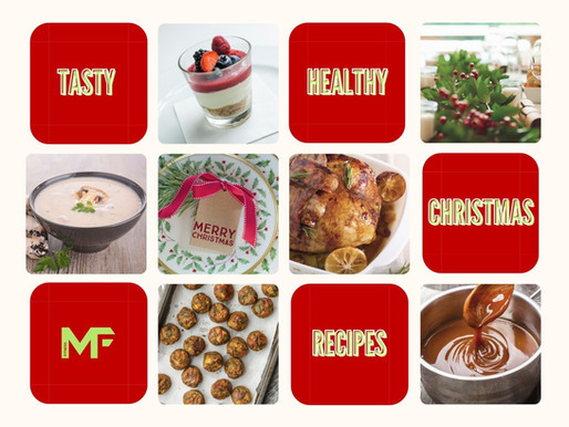 Tasty and Healthy Christmas Recipes