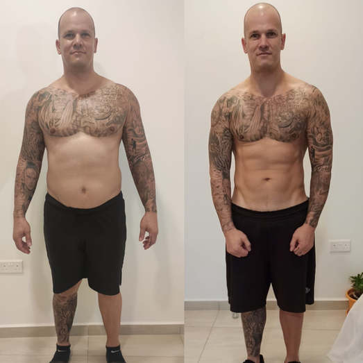 Before & After Transformations