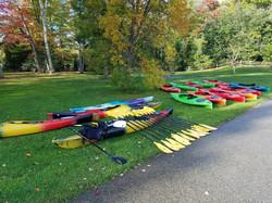 rentals, kayak