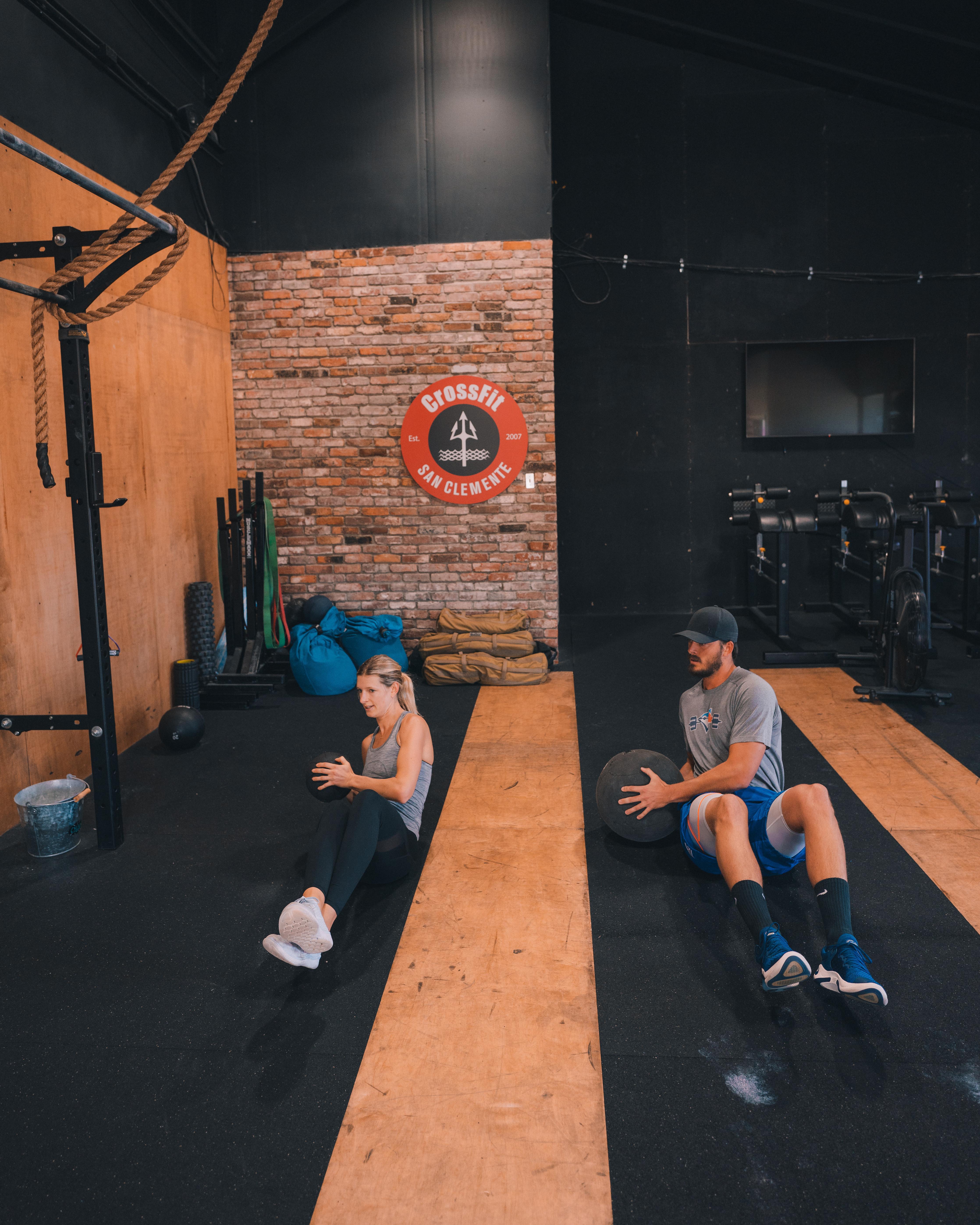9 AM CrossFit