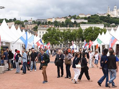 Lyon consular festivals 2018