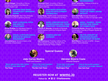Worldwide Music Conference 2021 - ONLINE
