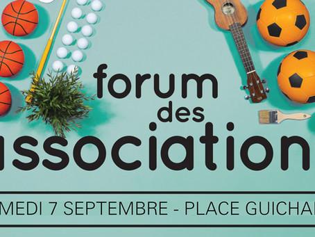 Lyon Association Forum 69003