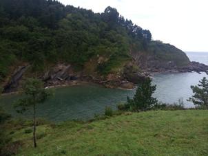 The hidden bay