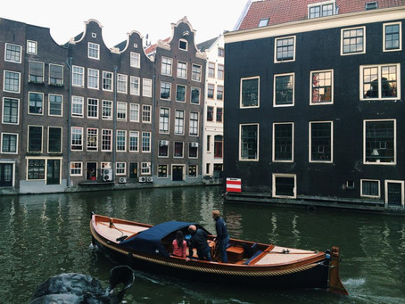 LET'S TRAVEL TO: AMSTERDAM