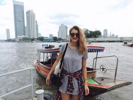 LET'S TRAVEL TO: BANGKOK