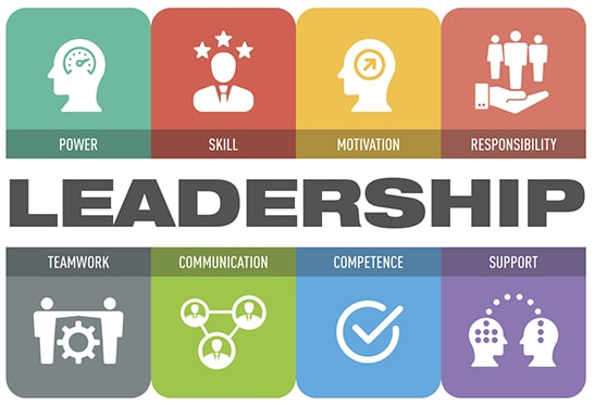 tenets of leadership graphic