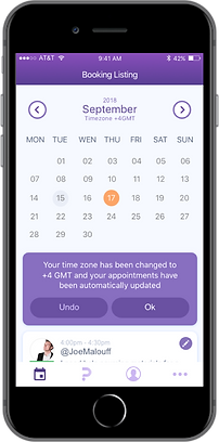 Setting your own hours on Pruuf microconsulting