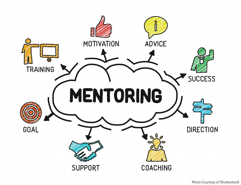 what mentoring is about illustration
