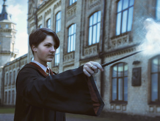 Screw Hogwarts - You Already Know Magic