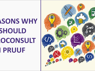 7 Reasons Why You Should Make Money Microconsulting with Pruuf