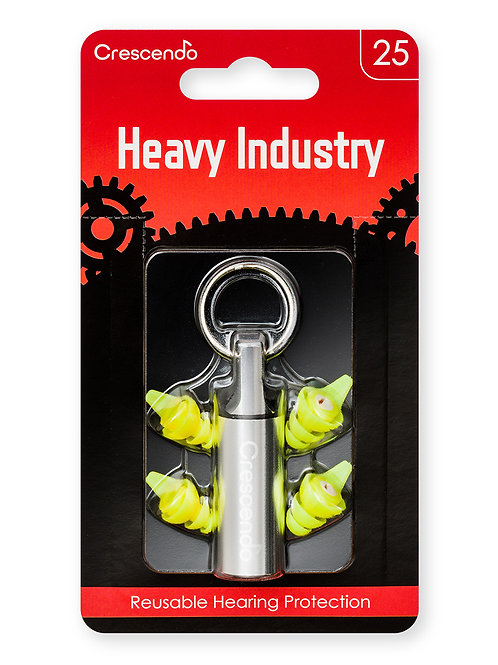 Crescendo Heavy Industry 25