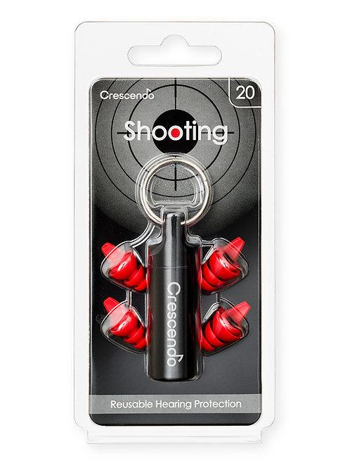 Crescendo Shooting 20