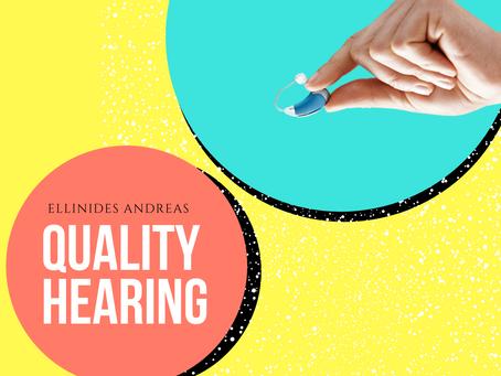 Επιλέγοντας το σωστό ακουστικό βαρηκοΐας