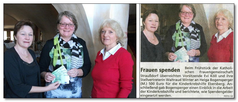 Katholische Frauengemeinschaft Straußdorf e.V.