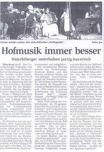 Unterbiberger Hofmusik
