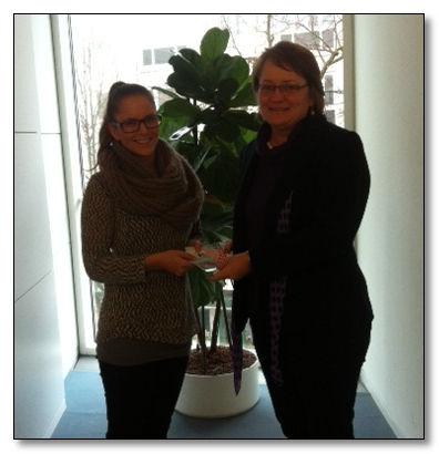 Studenten der FH Erding organisieren Spendenflohmarkt zugunsten der Kinderkrebshilfe Ebersberg e.V.