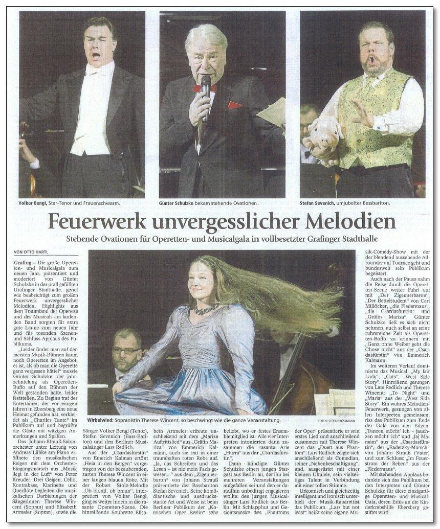 Operetten- und Musicalgala